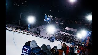 Torin Yater Wallace- 1st place Ski Halfpipe X Games Oslo 2016