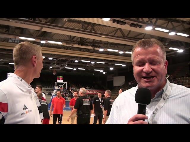 NBBL Halbfinale 2015: FC Bayern München Basketball vs. ALBA Berlin