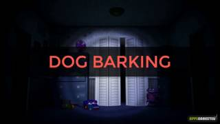 Five Nights At Freddy's 4 Sound - Dog Barking