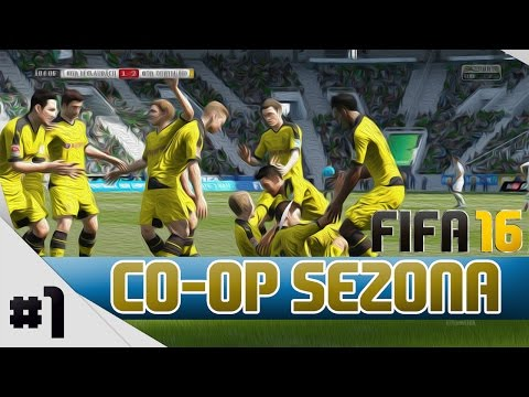 FIFA U DVOJE | CO-OP Sezona #1 - W/Idzo & Paki - FIFA 16 + BAG
