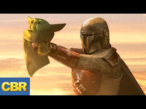 The Mandalorian Theory: Baby Yoda Is A...