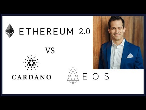 Will Ethereum 2.0 scaling with sharding keep it ahead of EOS, NEO, Cardano, and others?