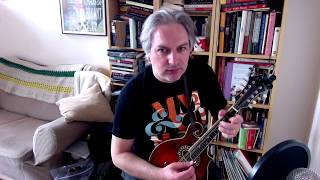 The Lark On The Strand (jig) on mandolin