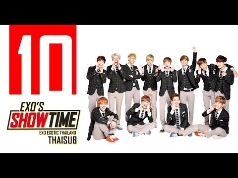 [THAI SUB] EXO's Showtime EP.10 [FULL]