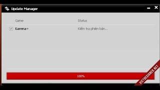 Fix updatemanager garenaplus stop 100%