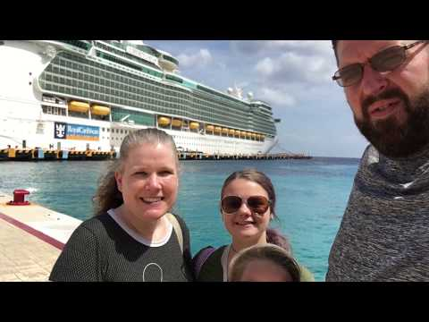 Meet the Manuels #10 Vacation 2017---Royal Caribbean---Liberty of the Seas