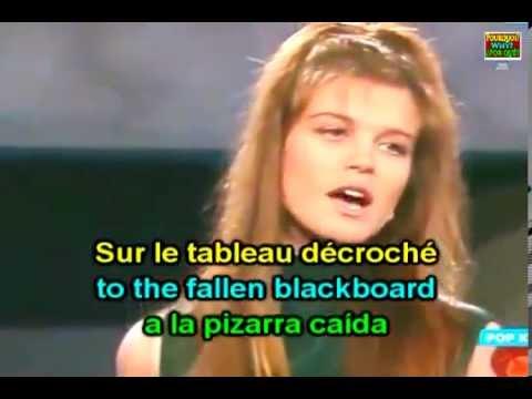 Pile Ou Face - Corynne Charby - French & English Lyrics, Paroles, Subtitles