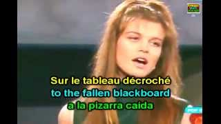 Pile Ou Face - Corynne Charby - French & English Lyrics, Paroles, Subtitles
