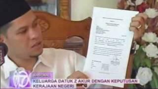 Exco Selangor Minta Keluarga Zakaria Kosongkan Halaman Dalam Masa Sebulan