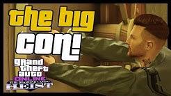 Finishing the GTA 5 Online Diamond Casino Heist (The Big Con Heist payout)