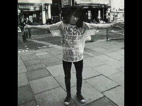 Lords of the New Church last show Astoria London 1989 (infamous T shirt incident)