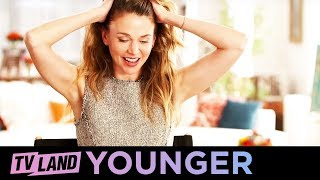 Younger | The Ladies' Thoughts on Liza | Behind the Scenes Season 3 Finale