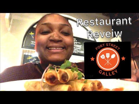 Fort Street Gallery Restaurant Review | Downtown Detroit