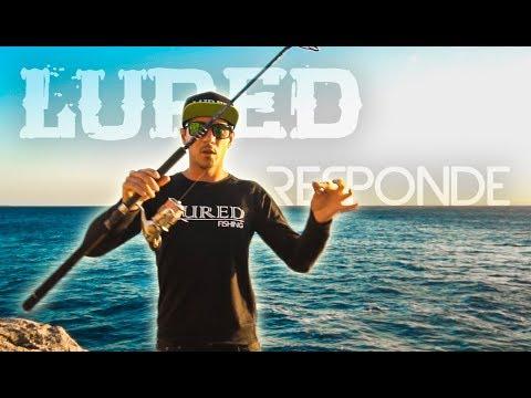 ¿Pesca NOCTURNA? ¿Arreglar Caña ROTA? | Lured Q&A #25