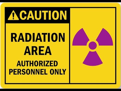 Medical Sign | Caution Sign | Caution Radiation Area | Danger Symbol