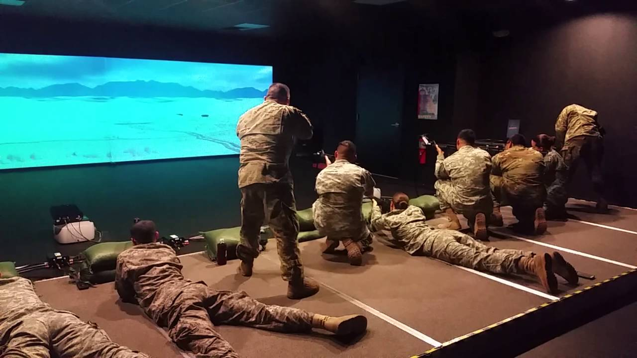 Real Soldiers Playing Video Games - Youtube-1248