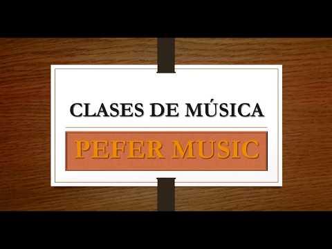 CLASES DE MÚSICA 1 ( EL PENTAGRAMA, LAS NOTAS, OCTAVA, CLAVES )
