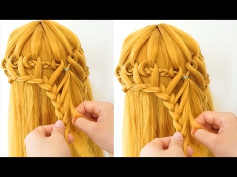 ❁EASY Hairstyles Tutorials Compilation 2017 ✦ ✧ ✩ ☆★  - Giang My Thailand