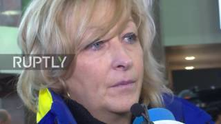 Belgium: 'Deep scars are reappearing today' - Brussels airport employee on bomb attack anniversary