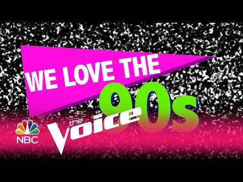 The Voice 2017 - We Love the '90s! (Digital Exclusive)