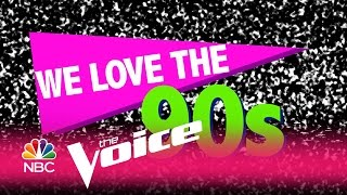 The Voice 2017   We Love the '90s! (Digital Exclusive)