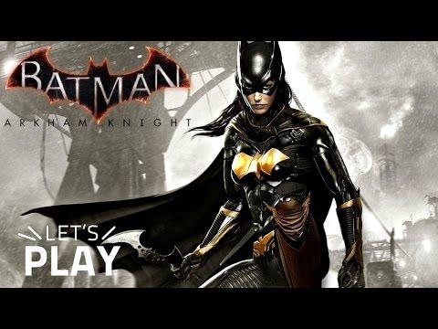 Batgirl entre en acción |  Batman Arkham Knight  #1 | Jota Delgado