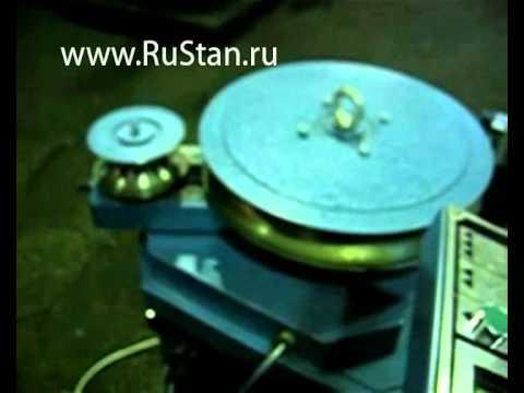 Видео Гибка стальных водопроводных труб