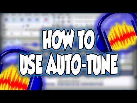How To Use Auto-Tune In Audacity