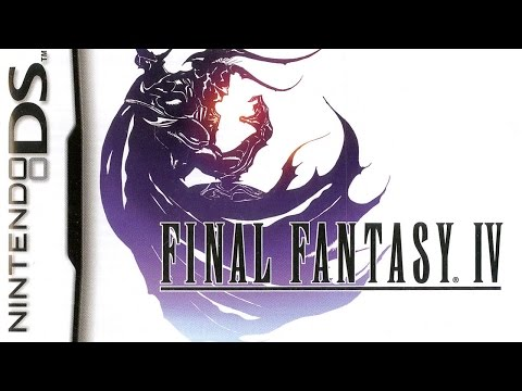 CGR Undertow - FINAL FANTASY IV review for Nintendo DS