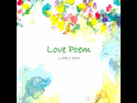 Love Poem by Lee Ji Soo: Spring Waltz OST + DOWNLOAD
