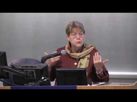The Dance of Feminism and Human Rights Globally Over 25 Years, presented by Dr. Charlotte Bunch