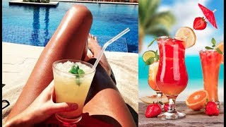 SLIMMING COCKTAILS: Drink this summer without the guilt!