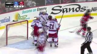 rangers suck whistle on msg at the prudential center mar 19 2013 hd