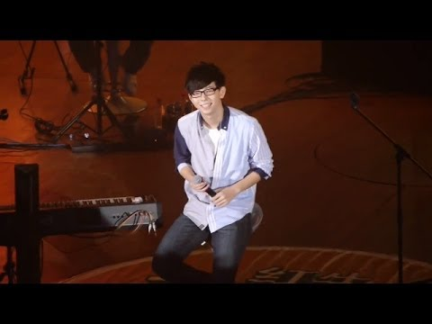 [Vietsub] Hồ Hạ - Hu Xia Redbull unplugged concert part 4