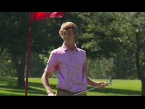 Stenberg, Lincoln Lead Boys City Golf