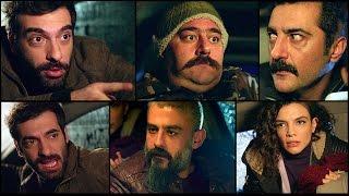 Poyraz Karayel 41. Bölüm - Şapka düştü kel göründü!