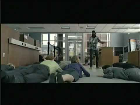 30 Minutes or Less - Bank Robbery Scene