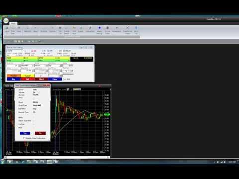 Affinity Trading - TradeZero Level2 and Charts