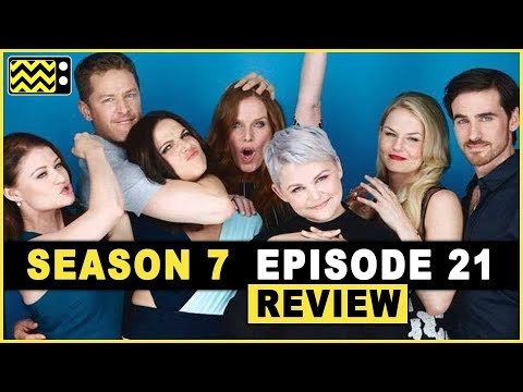 Once Upon A Time Season 7 Episode 21 Review & Reaction | AfterBuzz TV