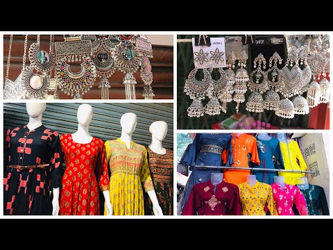 Secunderabad General Bazar Shopping Hyderabad Shopping Street Shopping Youtube