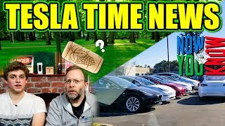 Tesla Time News - Cork It! Model 3 News and more!
