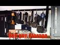 Metal Nail Gun Rack No Welding