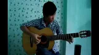 (Sungha Jung) Jingle Bells - Thanh Bui
