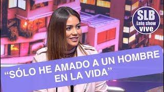 SLB. Camila Recabarren habla del único hombre que amo en su vida