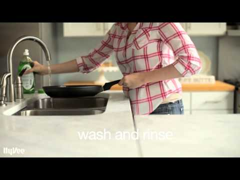 How To Clean Non-Stick Pans