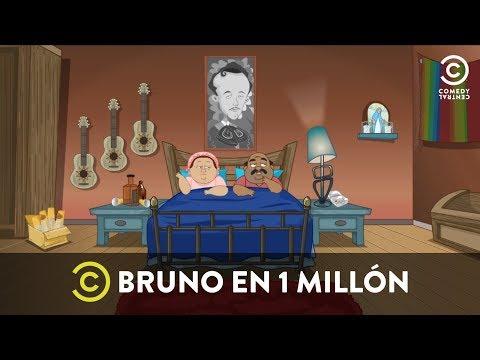 Bruno en 1 Millón - Episodio 3 - La Inauguración
