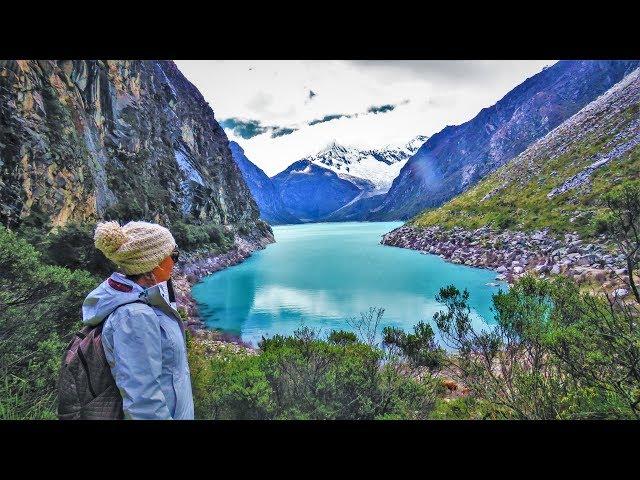 Laguna Parón - Passeios em Huaraz