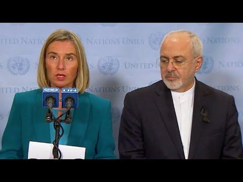 La UE creará entidad legal para mantener negocios con Irán