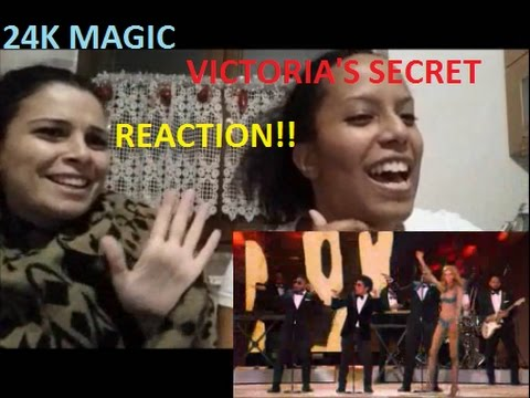 Bruno Mars - 24K Magic [Victoria's...