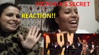 Bruno Mars - 24K Magic [Victoria's Secret 2016 Fashion Show Performance] Reaction ITA